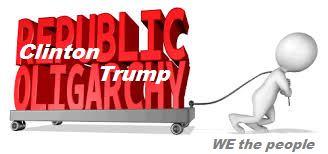 Clinotn Trump Oligarchs