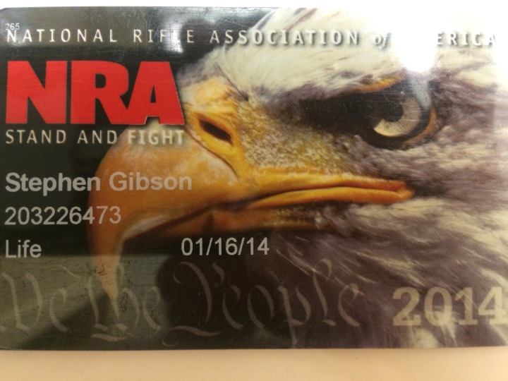 NRA is every vigilant protecting our 2nd amendment