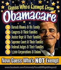 Obamacare is a disaster