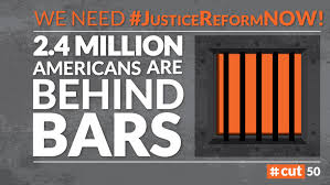 Criminal Justice reform Unity through solutions 2016-2020 01