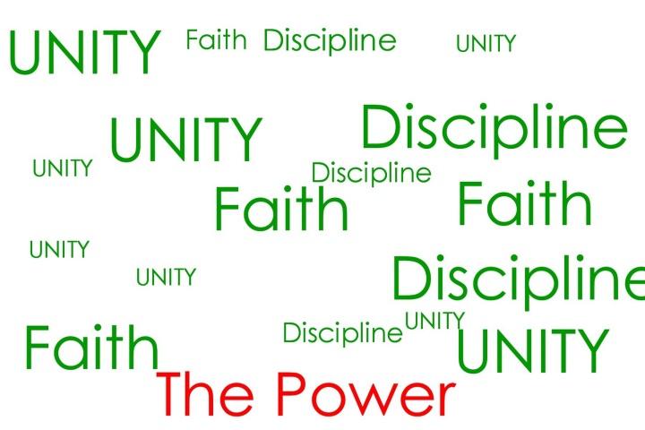 Unity Discipline