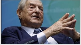 George Soros Darth Vader of the 21st century