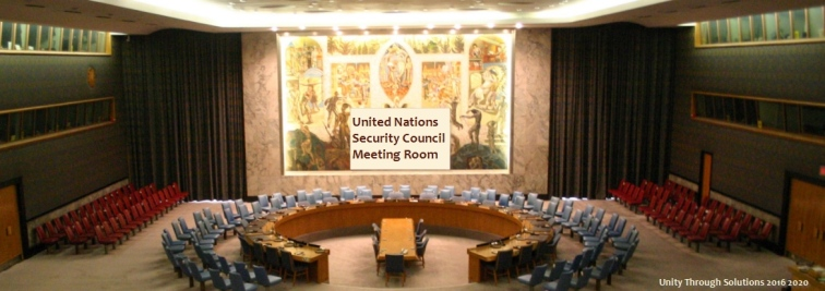 UN Security Council Meetig Room