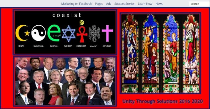 UnityThroughSolutions Pagans Saints and Politicians