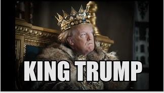 King Trump?
