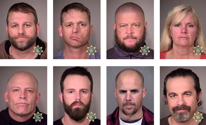 Original Oregon 8 All who refused a plea deal have been acquitted