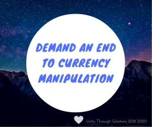 End Currency Manipulation