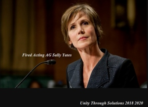 Fired acting AG Sally Yates