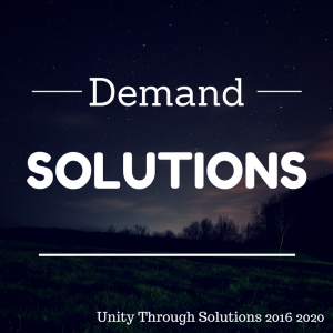 Unity Through Solutions